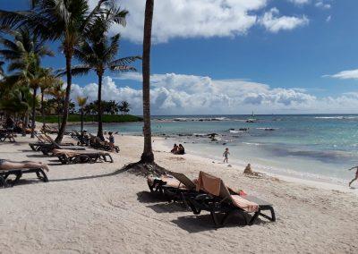 Beach In Riviera Maya